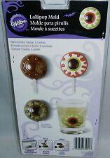 WILTON HALLOWEEN Lollipop Mold  1 Designs,6 Molds