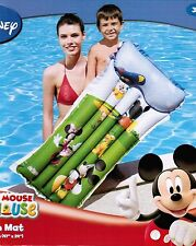 BESTWAY DISNEY MICKEY MOUSE maison club Matelas Gonflable Lit d'eau canapé