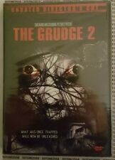 *BRAND NEW* The Grudge 2 (Unrated Director's Cut) 2007 DVD FREE SHIPPING