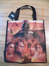 Disney Star Wars Eco Friendly Reusable shopping bag Darth Vader Luke Skywalker