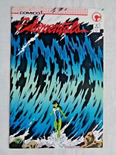 Elementals Vol. 1 No. 5 Dec 1985 Comico The Comic Company 1st Printing NM- (9.2)