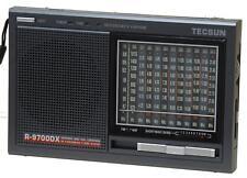 Used Tecsun R9700DX 12-Band Dual Conversion AM/FM Shortwave Radio