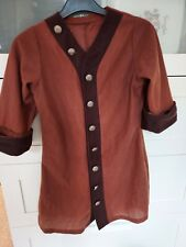 """CHILDS """" Captain Jack Sparrow """" Pirate's Coat. Age 5-6 Years."""