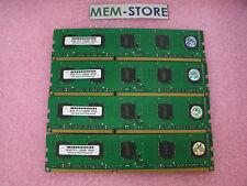 32GB 4x8GB 240pin PC3-12800 DDR3 1600MHz Unbuffered ECC Memory Supermicro H8DCL