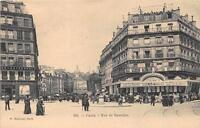 CPA 75 PARIS Ve RUE DE BAZEILLES