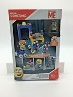 MEGA CONSTRUX DESPICABLE ME FREEFORM BUILDING 150 PCS Minions