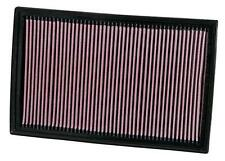 K&N Filters 33-2384 for VOLKSWAGEN PASSAT 3.6L-V6 REPLACEMENT AIR FILTER
