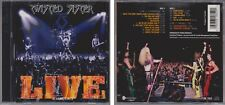 TWISTED SISTER Live at Hammersmith '84 Detroit '79 Double 2 CD Set Dee Snider