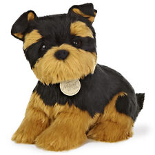 "Aurora World Miyoni 10"" Plush YORKIE PUP Dog (Medium Size) ~NEW~"