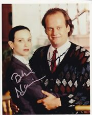 KELSEY GRAMMER & BEBE NEUWIRTH signed autographed FRASIER & LILITH photo