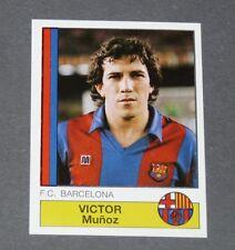 46 VICTOR MUÑOZ BARCELONA PANINI LIGA FUTBOL 87 ESPAÑA 1986-1987 FOOTBALL
