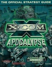 X-COM Apocalypse: The Official Strategy Guide Secrets of the Games Series