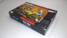RUN SABER (Super Nintendo Entertainment System) RARE Box Only!! SNES