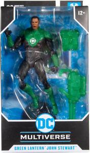 DC Multiverse Green Latern - John Stewart Figure - McFarlane Toys - New