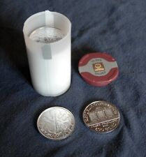 2018 Austria Silver Philharmonic 1 oz - 1 Roll 20 Bullion Coins in Mint Tube