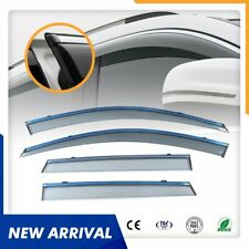 Premium Weather Shields Window Visor Weathershields Great Wall V200/V240 09-16