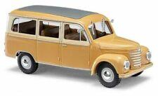 Autobús de automodelismo y aeromodelismo de escala 1:87