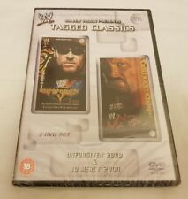 NEW & SEALED WWE Tagged Classics Unforgiven 2000/ No Mercy 2000 RARE