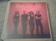 LITTLE BIG TOWN Signed PAIN KILLER 12X12 ALBUM COVER PHOTO karen fairchild