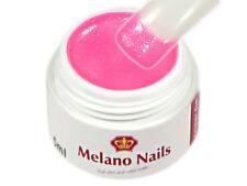 Glitter UV Gel Made in Germany 5ml Glitter Pink Fine