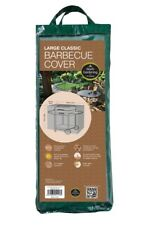 Garland Large Classic Barbecue BBQ Grill Cover Green Outdoor Cart 155x61x97cm