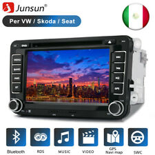 "7"" Autoradio Stereo DVD Player GPS Navi Für VW Golf 5 6 Passat Seat Skoda Touran"