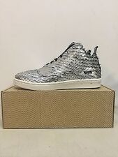 Gourmet Footwear Dieci 2 Cactus Metallic Men Sneakers New 100326 SIL CAC/WT 8