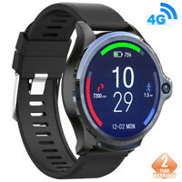 KOSPET Prime 4G Smart Watch Phone 1.6 ''Screen Dual Lens Face ID 3+32GB GPS MAP