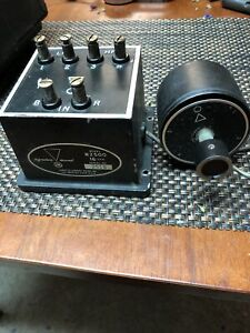 JBL Vintage Speaker C-35 Crossover N2500 075 D-130