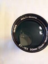 Tasco Multi-scope 8x-16x 50mm Zoom Multi-Coated