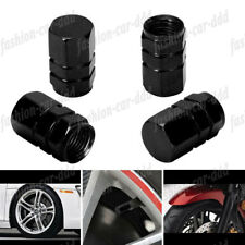 Universal Car Truck Bike Tire air Valve Stem Caps Wheel Rims Cover Aluminum 4pcs