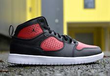 Nike Jordan Access niños Baby chica zapatos zapatillas negro rojo