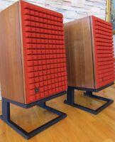 JBL L100 Steel Speaker Stands Type J designed for JBL L100 L112 L166 - Pair