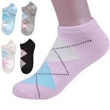 1pair Mode Womens Sport-beiläufige nette Herz Ankle High Low Cut-