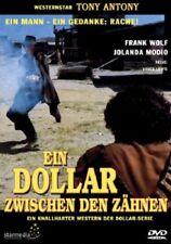 ITALO WESTERN Ein Dollar zwischen den Zähnen DVD 1967 & BONUS MATERIAL NEU OVP