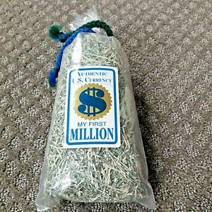 Shredded Money Genuine Cash Currency $500 Plus Prank Gag Gift