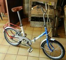 Vintage French / Italian Folding kids Bike Restored