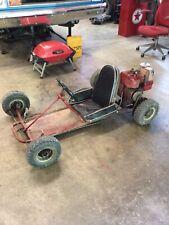 1960s Rupp D-300 Old Go Kart Cart