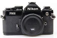 Nikon FM2n Black Body. 354