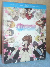 A Brothers Conflict: The Complete Series + OV (Blu-ray/DVD, 2016, 5-Disc Set)