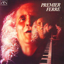 LEO FERRE Premier Ferrè FR Press Le Chant Du Monde LDX 4351 LP