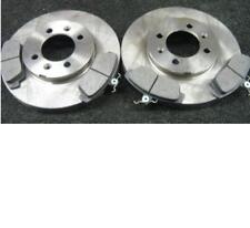ROVER 25 45 1995-2000 BRAKE DISCS AND PADS FRONT