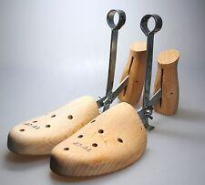 3x Schuhspanner Schuhstrecker aus Holz - Größe 42 / 43 / 44 Schuh Spanner