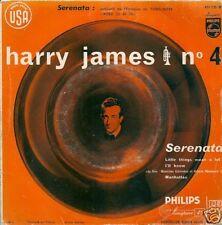 EP 4 TITRES--HARRY JAMES N° 4--SERENATA--RARE