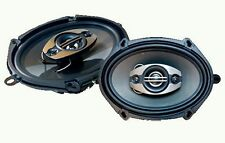 "Pulsar PE-574 350W 5"" x 7"" 4-way Coaxial Car Stereo Speaker System"