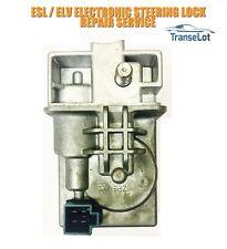 MERCEDES W207 ESL REPAIR SERVICE ELV ELECTRONIC STEERING LOCK REPAIR SERVICE