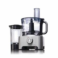 More details for kenwood fpm810 multipro sense food processor in silver with non slip feet