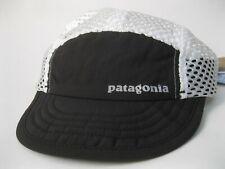 Patagonia Duckbill 5 Panel Mesh Hat Black 5 Panel Low Crown Summer Sun Travel