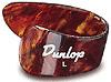 Jim Dunlop 9022P Dunlop  Shell Thumbpick Medium (Pack Of 4)