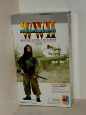 "Wes Worthy British Commando Sniper 1944 12"" DRAGON Action Figure 70284 1/6"